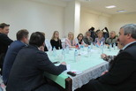 Сплотить жителей Ленинского помогает совет округа