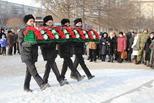 Жители Каменска-Уральского почтили память ленинградцев