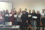 Участникам «Школы волонтеров» вручили свидетельства