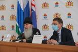 Сотрудничество Каменска-Уральского и епархии будет укрепляться