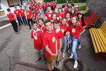 В Саяногорске открылся корпоративный детский лагерь РУСАЛа