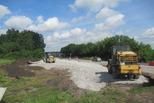 Переезд 93 км: дорожники готовятся к ремонту подходов