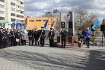 Сегодня в Каменске-Уральском состоялся мемориальный митинг, посвященный 35-летию аварии на Чернобыльской АЭС