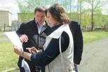 Каменск-Уральский продолжает обновлять школьные стадионы