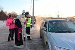 За соблюдение Правил дорожного движения — билеты в цирк от Деда Мороза