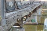 Байновский мост: каждый шаг подрядчика как на ладони