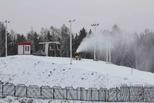 «Богатырек»: горнолыжники на низком старте, строители уверены: завершат все работы в декабре
