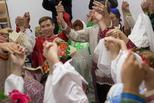 Этно-дефиле в Каменске-Уральском