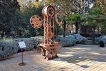 Арт-объект «Машина времени», созданный на Синарском трубном заводе, будет жить в Сочи