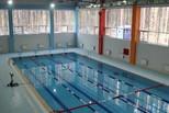 В «Исетских зорях» построили физкультурно-оздоровительный комплекс с бассейном