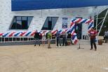 Открытие гребного центра состоялось 18 июля в Каменске-Уральском