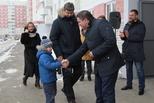 Новоселами стали участники программы «Жилье для российской семьи»