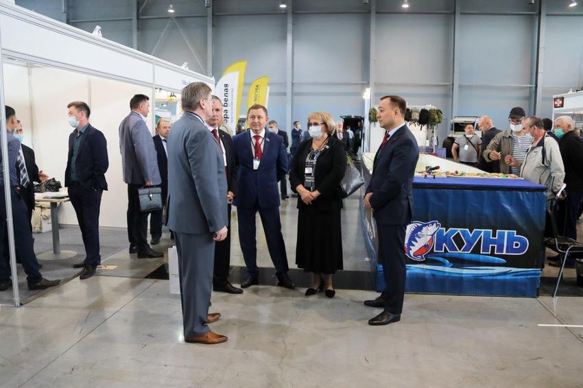 Соглашение о зарыблении свердловских водоемов подписано на выставке «Калибр 2021» в Екатеринбург-ЭКСПО