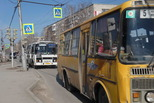 В схеме движения автобусов одиннадцатого маршрута появилась улица Пугачева