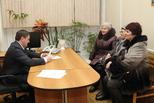 На вопросы горожан отвечали министры и глава города