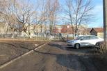 К школе № 25 проложат новый тротуар