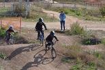 В выходные прошли соревнования по велокроссу BMX