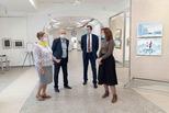 С 28 июля краеведческий музей и выставочный зал вновь открыли двери для посетителей