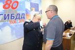 В Госавтоинспекции Каменска-Уральского поздравили ветеранов с наступающим Днем сотрудника ОВД