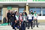 Студенты Каменска-Уральского — за безопасность дорожного движения