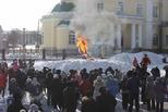Как в старые добрые времена: проводим зиму на Соборной площади