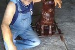 «Папа» Умки и Чалдона отмечает юбилей. Скульптору Ральфу Орлову – 65!