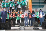 В Каменске чествовали волонтёров