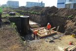В Каменске строят новую трассу теплоснабжения