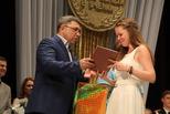 Золотую молодежь чествовали в Каменске-Уральском