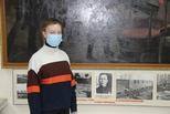 На УАЗе побывала научный сотрудник института истории и археологии УрО РАН