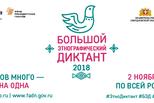 Количество площадок-участников «Большого этнографического диктанта» в Свердловской области увеличилось в два раза