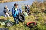В Каменске-Уральском прошел экологический марафон «День Исети»