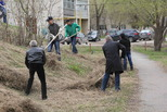 Каменск-Уральский готовится к субботникам