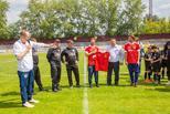 СинТЗ принял участие в кампании в поддержку сборной России по футболу