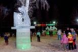 Руководство СинТЗ приняло решение продлить работу ледового городка