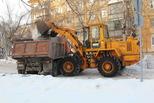 Уборка и вывоз снега – в приоритете