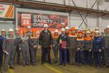 На Синарском трубном заводе подвели итоги трудовых соревнований за сентябрь