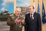 Кулзовцев поздравил настоящий полковник