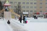 Работу городка на площади Ленинского комсомола продлили до 28 января