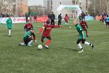 Возрождение традиций детского дворового футбола