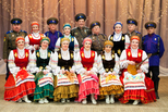 «Золотые родники» приглашают на концерт казачьей песни
