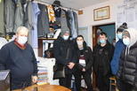 Студенты продолжают «десантироваться» в подразделения гарнизона полиции Каменска-Уральского