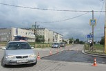 УГХ проверит прочность крепления дорожных знаков на тросах и кронштейнах