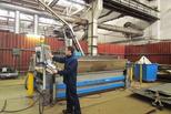 На Каменск-Уральском литейном заводе началась наладка нового оборудования