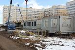 Стены нового детского сада растут на глазах