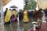 Юбилейный «Звон колоколов» под проливным дождем