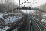 Железная дорога предназначена для движения поездов, а не для пешеходов