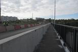 Байновский мост: неделя на подготовку к ремонту второй полосы