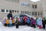 Сотрудники каменской Госавтоинспекции побывали в гостях у малышей детского сада № 106
