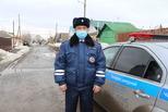 Свердловский инспектор ГИБДД спас людей из горящего дома в Челябинской области